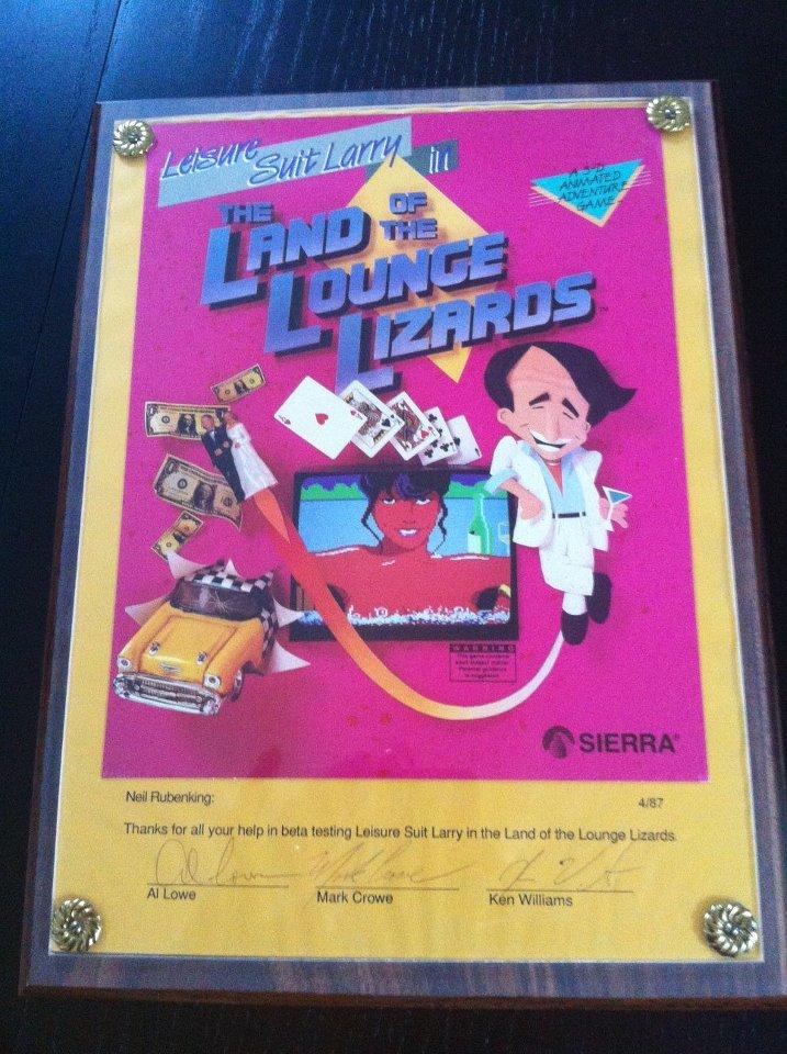 Leisure Suit Larry 1 EGA Beta